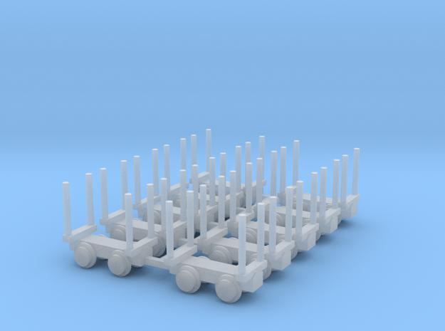 Ketscher V3 - 10erSet - TTf 1:120 in Smooth Fine Detail Plastic