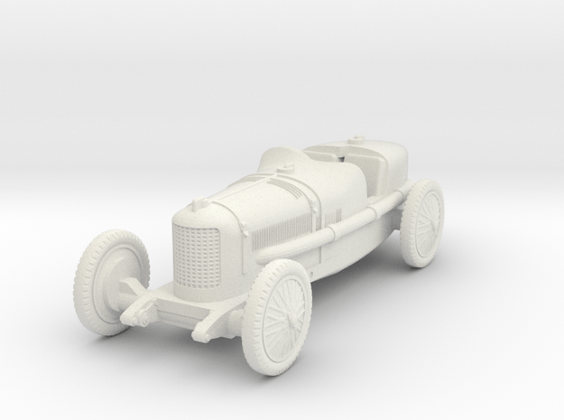 1/72 Alfa Romeo P2 A in White Natural Versatile Plastic