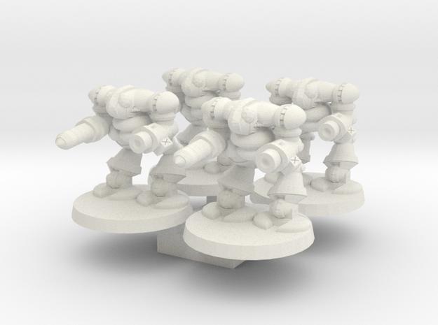 Gecko Battle Bot 10mm version