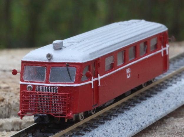 Scandia Rail bus (N scale)
