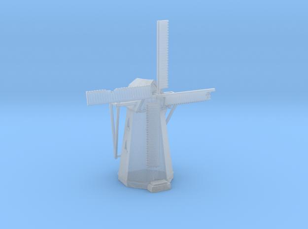 Windmill / terrain in Smooth Fine Detail Plastic