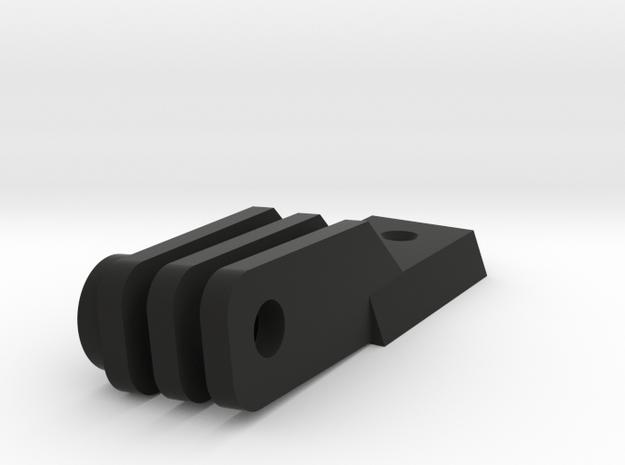 GoPro ARC rail mount in Black Natural Versatile Plastic
