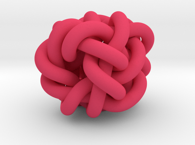 B&G Knot 019 in Pink Processed Versatile Plastic