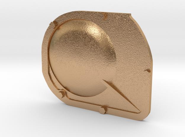 J Stones TGI Turbine Cover in Natural Bronze