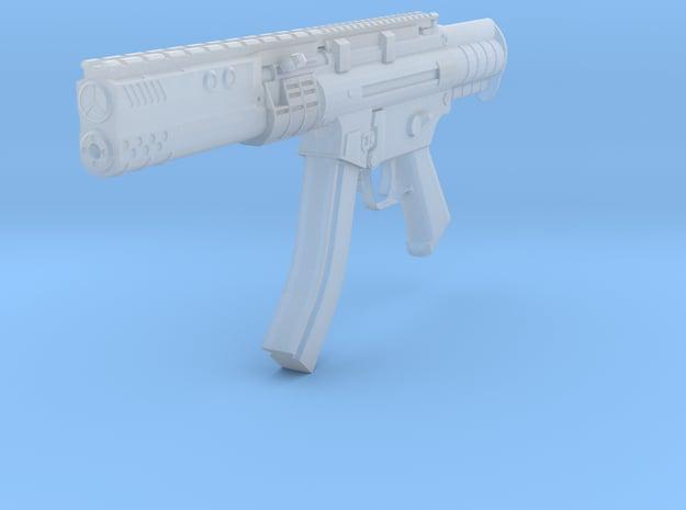 Incognito MP5K in Smooth Fine Detail Plastic