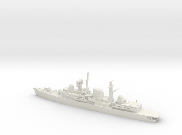 1/700 Scale Type 42 Batch 1 w/o Mickey Mouse ears in White Natural Versatile Plastic