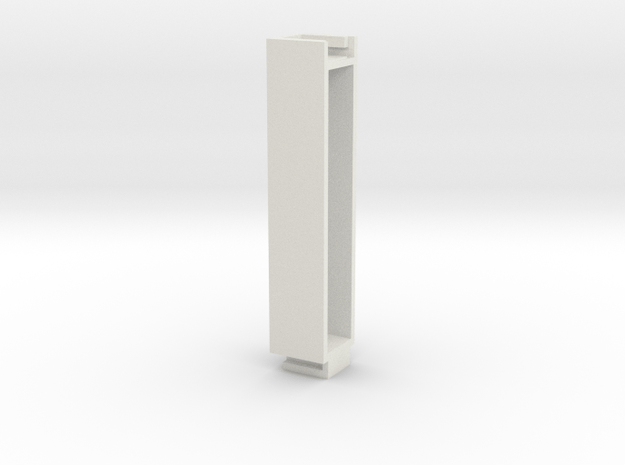 MP-35 Crane Extender in White Natural Versatile Plastic