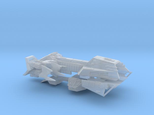 1/1400 Interceptor Frigate in Smooth Fine Detail Plastic