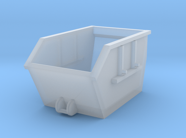 Absetzcontainer Absetzmulde 1:160 Spur N in Smoothest Fine Detail Plastic