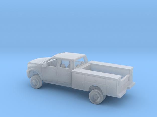 1/160 2009-18 Dodge Ram Crew Cab Utility Kit in Smooth Fine Detail Plastic