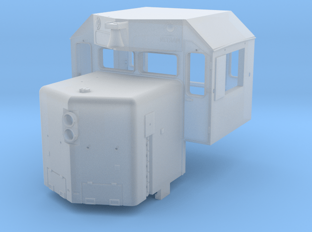 CP SD40 Cab N Scale in Smoothest Fine Detail Plastic