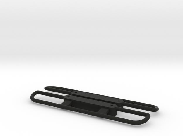 Tamiya CC-01 Jeep Rock Slider (Pipes) in Black Natural Versatile Plastic