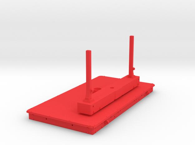 FRB08 Festiniog Railway Iron Bolster (SM32) in Red Processed Versatile Plastic