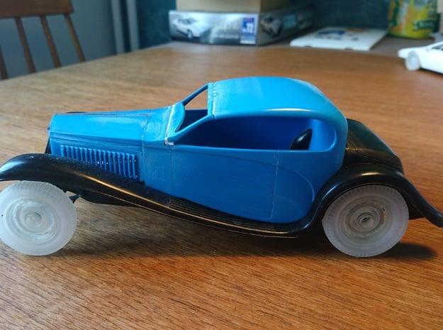 T50 Wheel in Smoothest Fine Detail Plastic