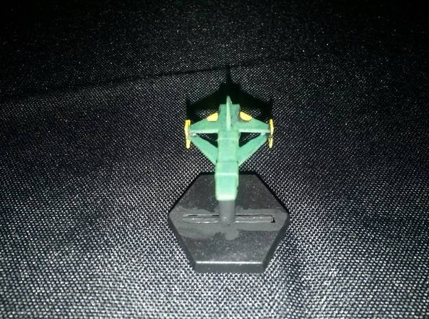 Brakiri Tashkat 44mm in Smooth Fine Detail Plastic