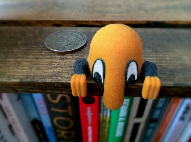 Kilroy Desk Toy in Full Color Sandstone