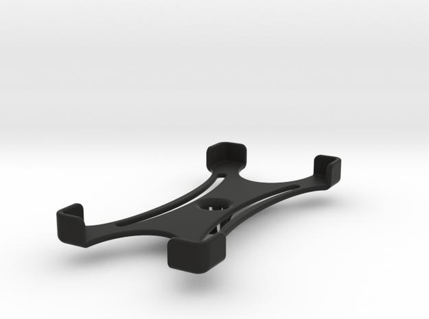 Platform (153 x 75 mm) in Black Natural Versatile Plastic