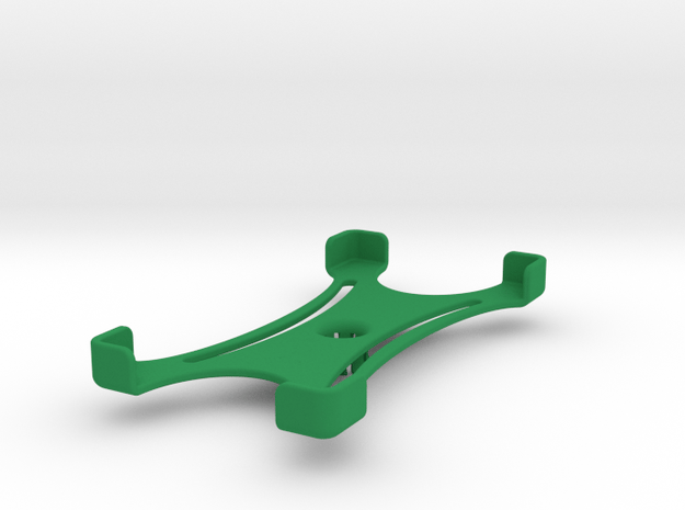 Platform (153 x 79 mm) in Green Processed Versatile Plastic