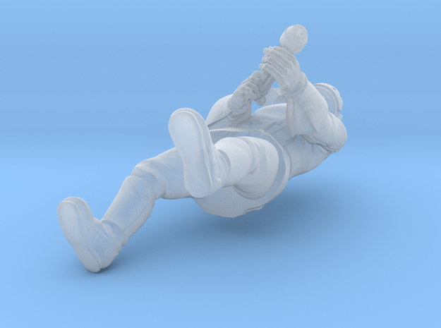 Ship Trooper A3 in Smoothest Fine Detail Plastic