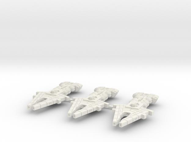 Orion (KON) Light Cruiser Datagroup (sprued) in White Natural Versatile Plastic