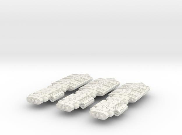 Gorm (GSN) Cruiser Datagroup in White Natural Versatile Plastic