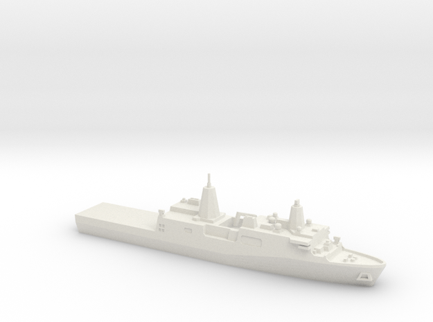 San Antonio-class LPD, 1/1800