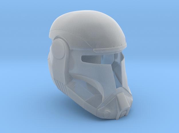 1/6th scale Republic Commando Helmet  in Smooth Fine Detail Plastic