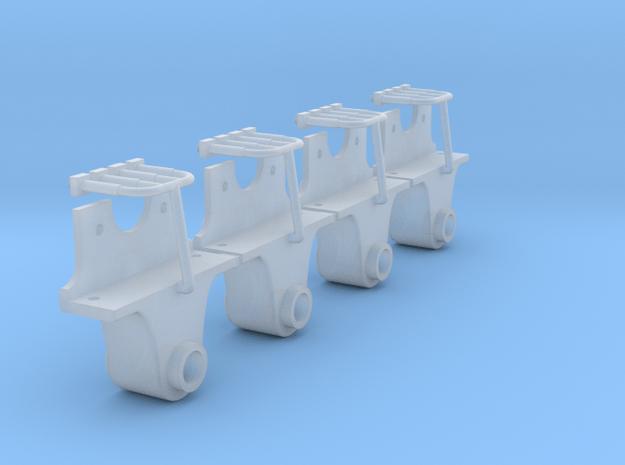 AB08 Rhosydd Wagon Axlebox SM32 in Smooth Fine Detail Plastic