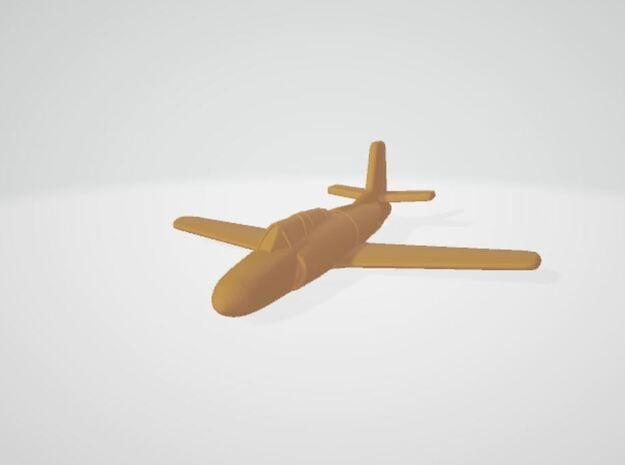 1/200 JJ-1  in Smooth Fine Detail Plastic