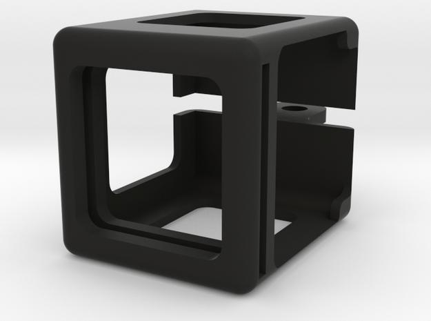 Session cage Ver 2 in Black Natural Versatile Plastic