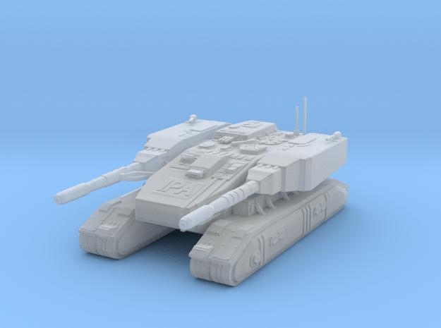 Dominator  324WT heavy battle tank destroyer V2 in Smooth Fine Detail Plastic