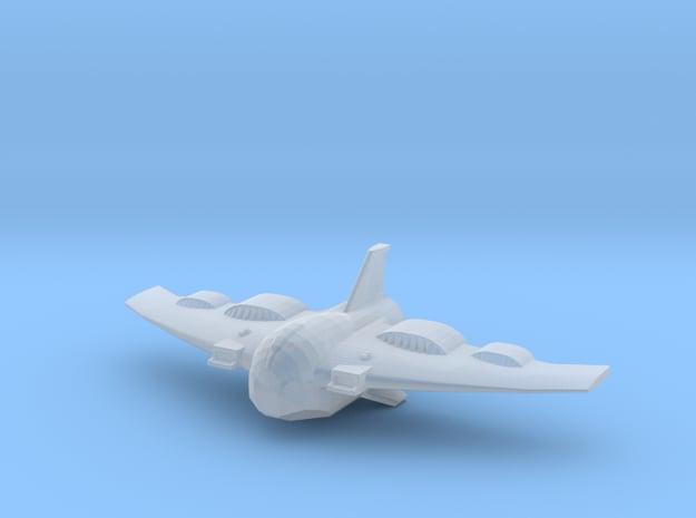 Gundam Gaw in Smooth Fine Detail Plastic