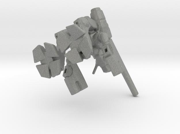Robotech_Glaug MICRO in Gray PA12