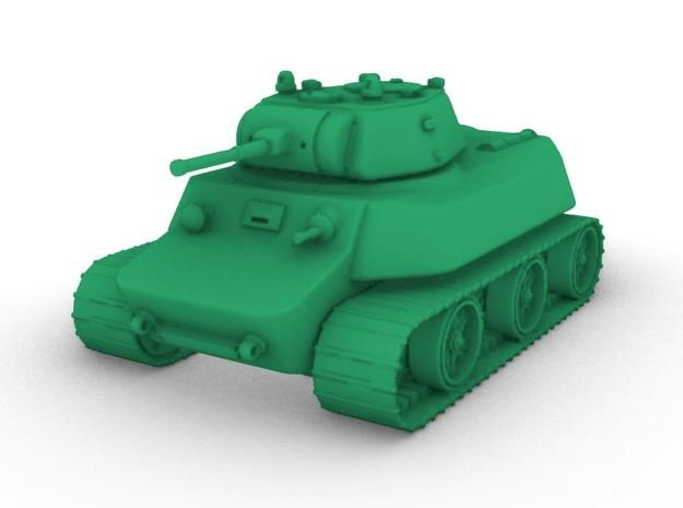 1/200 MT-25  in Smooth Fine Detail Plastic
