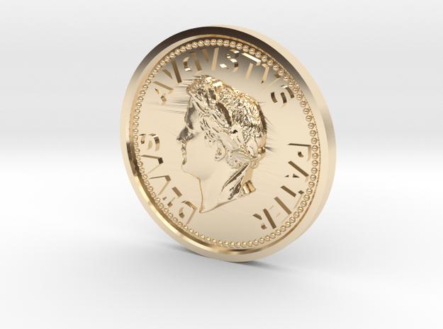 Coin Divine Father Augustus (divvs avgvstvs pater)