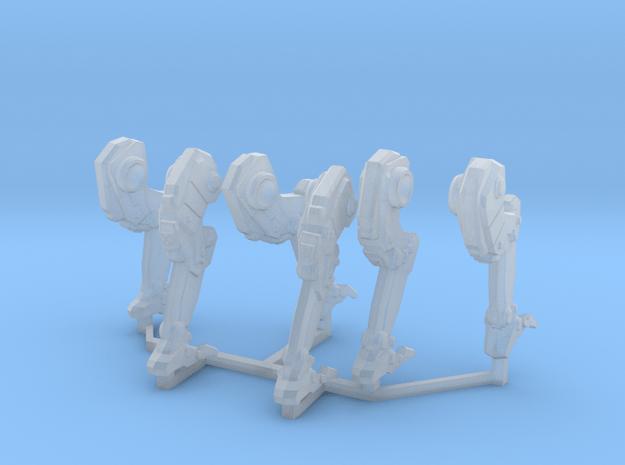 rad-MkI-legset in Smoothest Fine Detail Plastic
