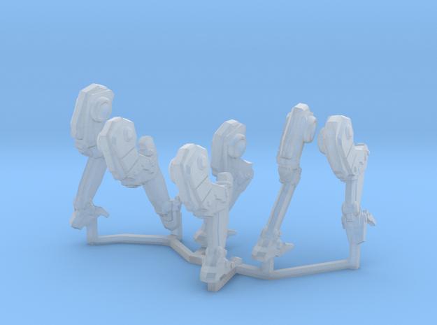 rad-MkII-legset in Smoothest Fine Detail Plastic