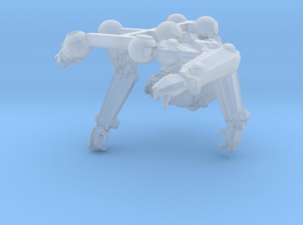 rad-MkII-armset in Smoothest Fine Detail Plastic