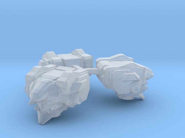 rad-MKI-Torso in Smoothest Fine Detail Plastic