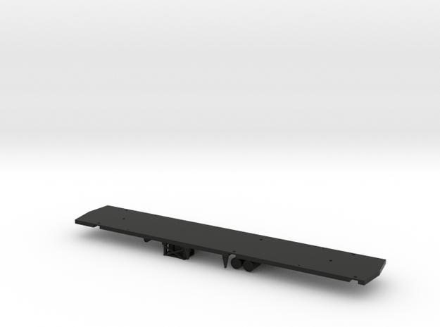 ITS/ITRR Freight Trailer Floor in Black Natural Versatile Plastic