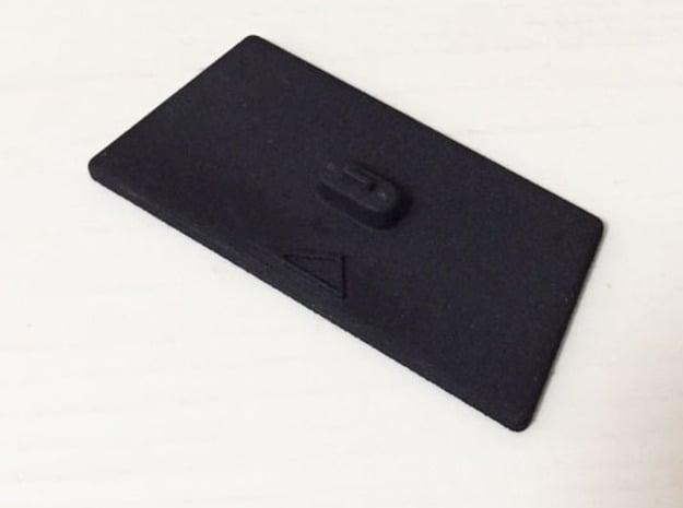 truss Bumper stand XS/XR/XSMAX in Black Natural Versatile Plastic