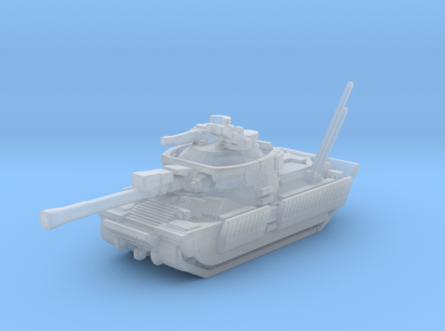 Tank Arcaune M37E in Smooth Fine Detail Plastic