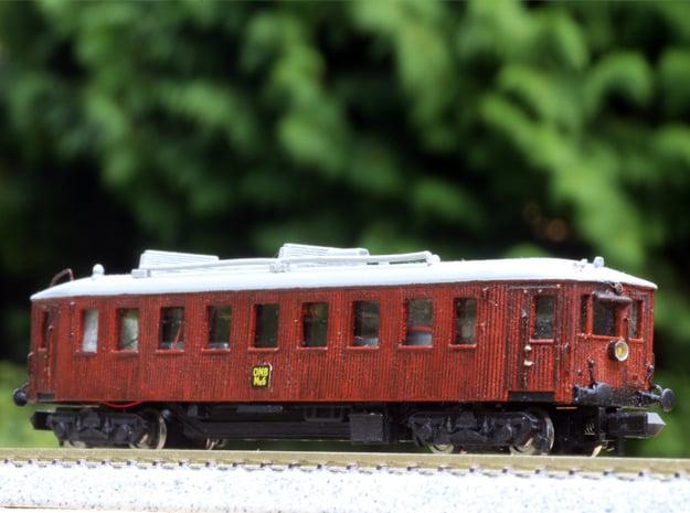 N scale Scandia Railmotor, DSB MBF, OMB MH 6 +more