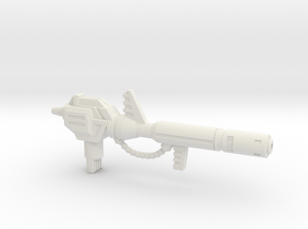 6mm Electron Cannon for Upsized PotP Snarl