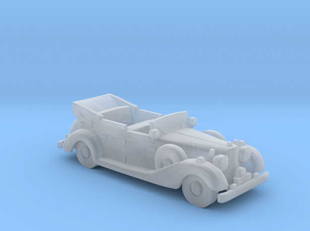 Mercedes W150 1:100 scale in Smooth Fine Detail Plastic
