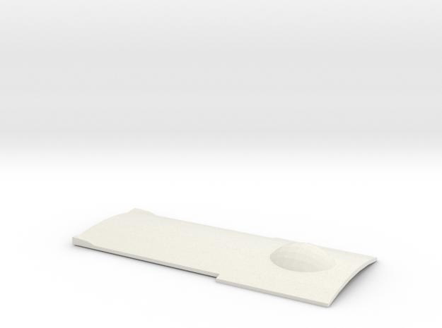 P-3A/B Doppler Panel in White Natural Versatile Plastic