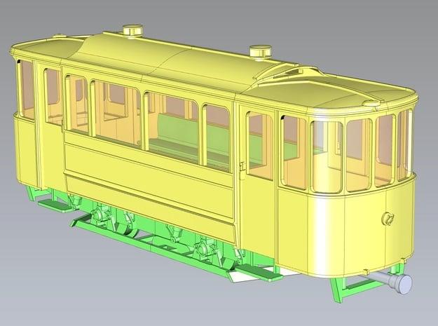 SVB C2 204 in Smooth Fine Detail Plastic