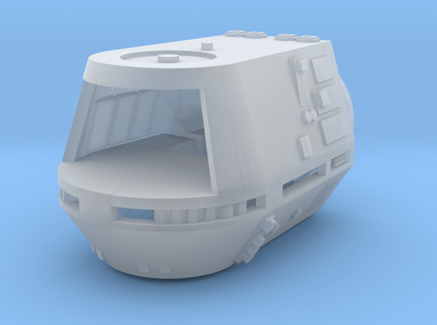 1/350 TMP Travel Pod in Smooth Fine Detail Plastic