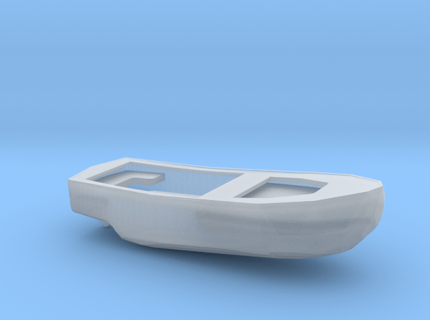 1/72 Scale 22 ft Utility Boat Plastic USN in Smooth Fine Detail Plastic