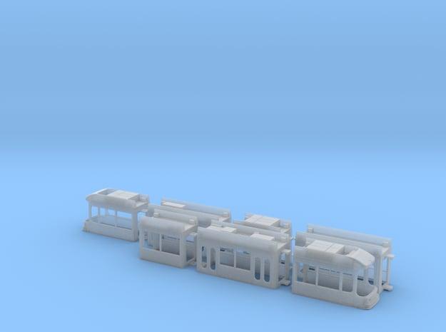 Dresden NGT8DD in Smooth Fine Detail Plastic: 1:120 - TT